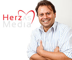 Kave Atefie, Herz-As Media & Communications