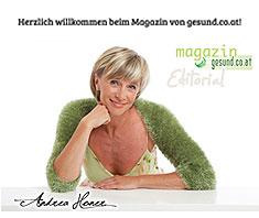 Neues Premium-Gesundheitsportal: magazin.gesund.co.at
