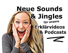 Erklärvideos & Podcasts: Umfangreiches Update